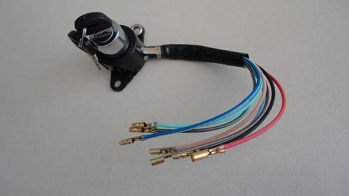 Re 1991 F150 Ignition Switch Wireing