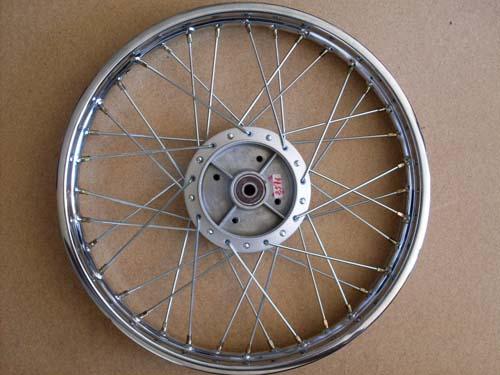 Honda Complete Rear Wheel Rim CT70 CT90 CT110 H2576